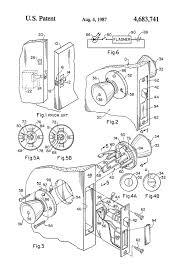 schlage locks parts diagram. Schlage Door Lock Parts Diagram Diy Enthusiasts Wiring Diagrams U2022 Rh  Broadwaycomputers Us Mortise Breakdown Locks U