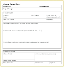 Project Change Order Template Engineering Change Order Template Request Form Free Document