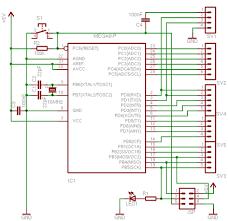 breadboard circuits diagrams the wiring diagram readingrat net Arduino Wiring Diagram schematic to breadboard the wiring diagram, circuit diagram arduino wiring diagram software