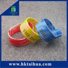Hot Item One Inch Mix Color Silicone Bracelet Popularsilicone Bracelet Rubber Band