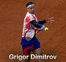 Grigor dimitrov smashed three rackets on his way to losing the istanbul open final to diego schwartzman. Grigor Dimitrov Gear