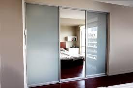 image of mirrored sliding closet doors for bedrooms charming mirror sliding closet doors toronto