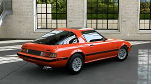 mazda rx7 1985. forza motorsport 5 1985 mazda rx7 gslse rx7 m