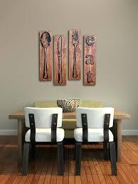 spoon wall decor