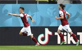 Europei di calcio 2021 | Girone C | l'Austria batte l'Ucraina e sfiderà  l'Italia Olanda in scioltezza sulla Macedonia del Nord