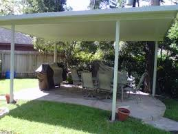 free standing patio covers metal. The U0027Rushingu0027 Freestanding Metal Patio Cover Free Standing Covers R