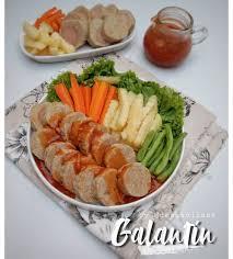 Resep ayam taliwang ayam bakar pedas dari nusa tenggara barat. 10 Resep Galantin Berbagai Bahan Enak Sederhana Dan Praktis