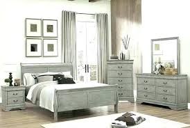 Dark Grey Bedroom Sets Grey And Wood Bedroom White And Light Grey ...