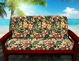 new tropical futon cover full size