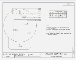 5 Hp Electric Motor Wiring Diagram Elegant Baldor 5 Hp Motor Wiring