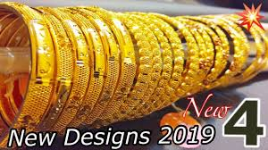 Gold Bangles Design With Price In Pakistan 4 Designs Bangles 4 5 Tole Gold Bangles Designs Today