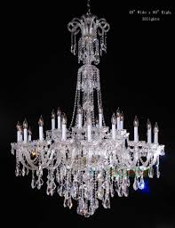 incredible crystal chandelier applied to your home decor