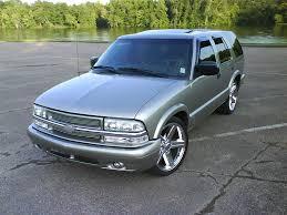 Bigman_l7 2000 Chevrolet S10 Blazer Specs, Photos, Modification ...