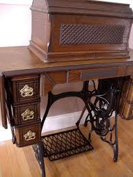 Singer Sewing Machine Cabinet Styles