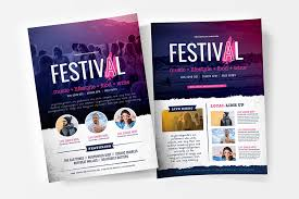 Event Flyers Free 50 Free Vector Flyer Templates For Pro Designers Brandpacks