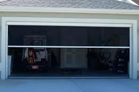 garage door screens gallery sentinel retractable screens double car garage door power screen car garage door