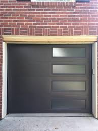 modern garage doors. View Larger Image Modern Garage Doors