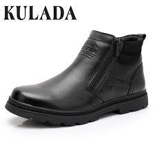 <b>KULADA</b> Hot Sale Boots Men Warmest <b>Winter Boots</b> Handmade ...