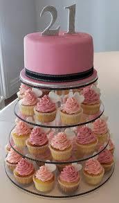 11 21 Birthday Cakes And Cupcakes Photo 21st Birthday Cake Happy