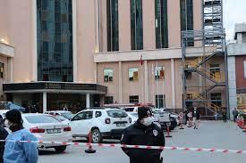 Son dakika   Gaziantep'te hastanede patlama: 9 kişi hayatını kaybetti