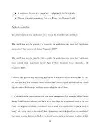 motivation letter and motivation essays college applications  15