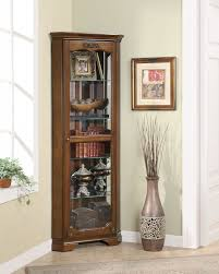 Corner Kitchen Curio Cabinet Curios Cabinets Storage Living Room