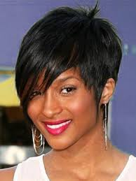 Short Hair Style For Black Woman 5 beautiful short haircuts oval faces african american cruckers 7618 by wearticles.com