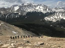 Higher Peak Altitude Chart Training 101 For Your First High Altitude Summit Hike