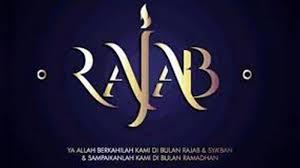 Puasa rajab adalah puasa sunnah pada bulan rajab, satu dari empat bulan yang dimuliakan oleh allah swt (bulan haram). 8zb0glljm0ifam