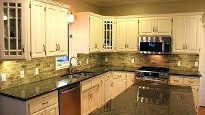 Backsplash For Santa Cecilia Granite Countertop Inspiration Backsplash For Santa Cecilia Granite Countertop Interior Design