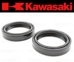 Details About Set Of 2 Kawasaki Front Fork Oil Seal See Fitment Chart 92049 1496