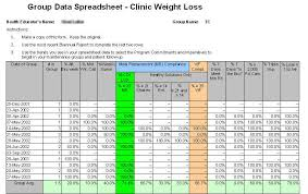 Weight Loss Tracking Spreadsheet On Online Spreadsheet Spreadsheet