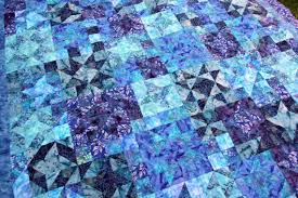 Batik Patchwork Quilt Starlight Handmade to Order by & Like this item? Adamdwight.com