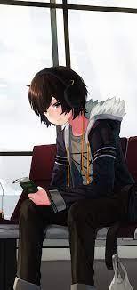 wallpaper anime boy wallpaper phone