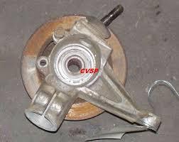 pivot côté conducteur prévoir de changer le roulement microcar mc2
