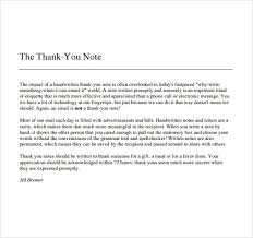 Thank You Letters To Boss Thank You Notes To Boss For Gift Magdalene Project Org