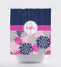 this fl patterned shower curtain will help you show off your love for figure skating