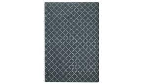 chhatwal jonsson new geometric rug blue melange off white i dopo domani