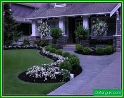 front yard flower ideas. landscaping ideas for front yard flower beds d