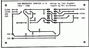 vga to rca cable wiring diagram wiring diagram vga to rca converter wiring diagram schematics and diagrams