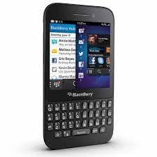 BlackBerry Q5 (Black) : Amazon.in ...