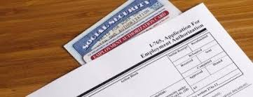 Certain Form I-765 Applicants May Apply For Social Security