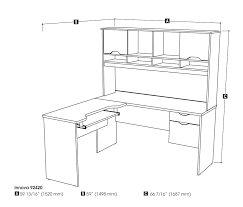 office desk sizes. Standard Desk Height Inside Glorious Office Large Size Of . Dimensions Sizes
