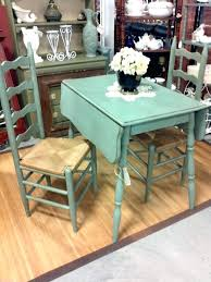 vintage drop leaf coffee table vintage drop leaf table with green color table and racks and wooden chair old charm drop leaf coffee table