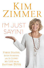 Guiding Light Soap Opera Book Guiding Light Star Kim Zimmer Dishes About Her Soap Career