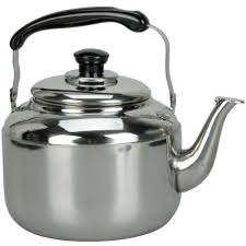 tea kettle  michael graves design bells and whistles stainless