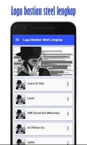 Lagu Bastian Steel Lengkap For Android Apk Download