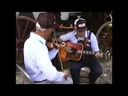Herman Johnson fiddles Sally Johnson - Bethel 1990 - YouTube