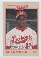 Bernie Walker Baseball Cards