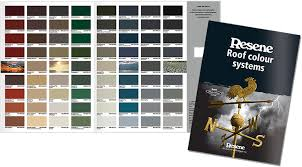 Newly Updated Resene Summit Roof Paint Colour Chart